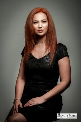 Евгения Панчева - преподавател по козметика в BeautyForce Academy Bulgariq