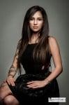Кристина Гергова - специалист по миглопластика е BeautyForce Academy Bulgaria